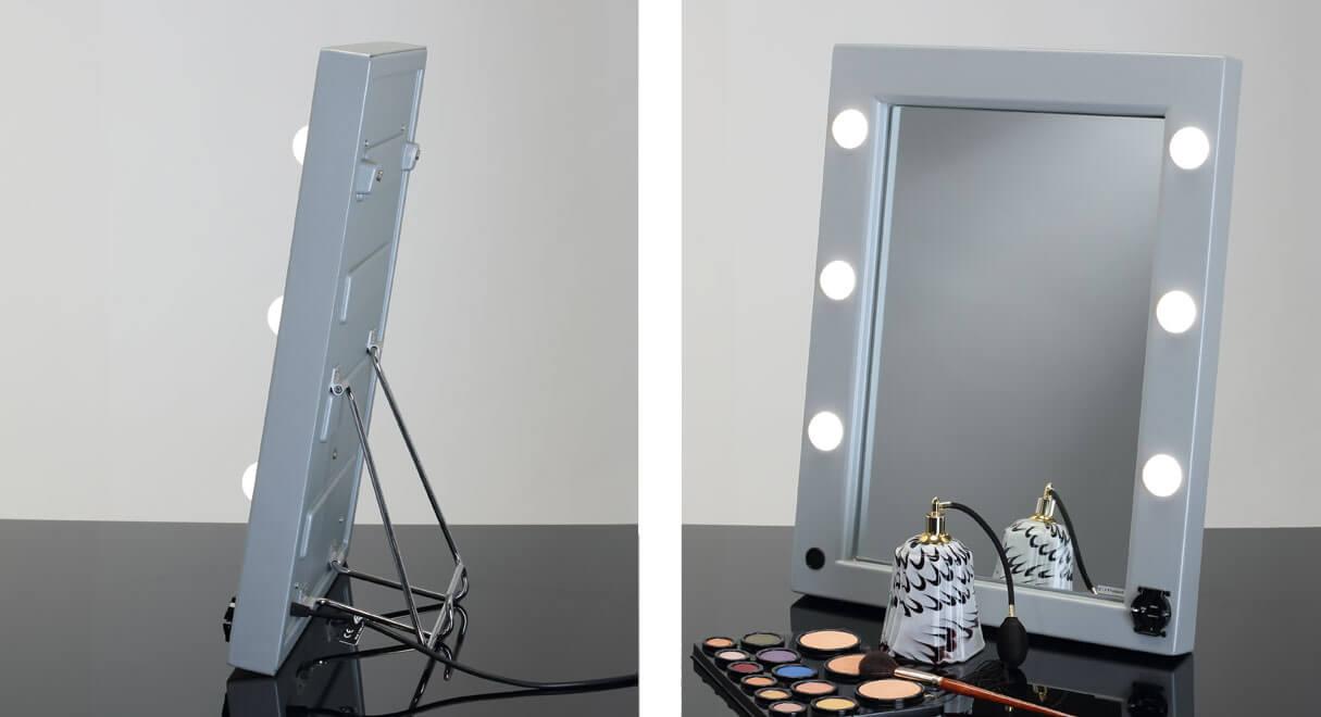Specchi con luci