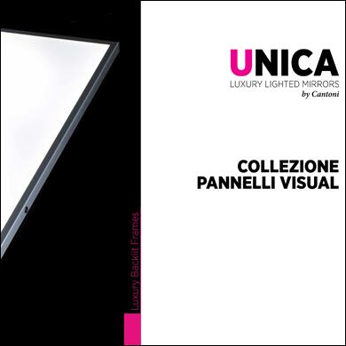 Gamma Pannelli Retroilluminati Unica 2017