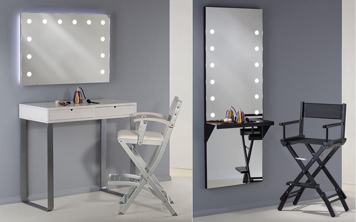 specchi illuminati centri estetici parrucchieri norme igiene covid